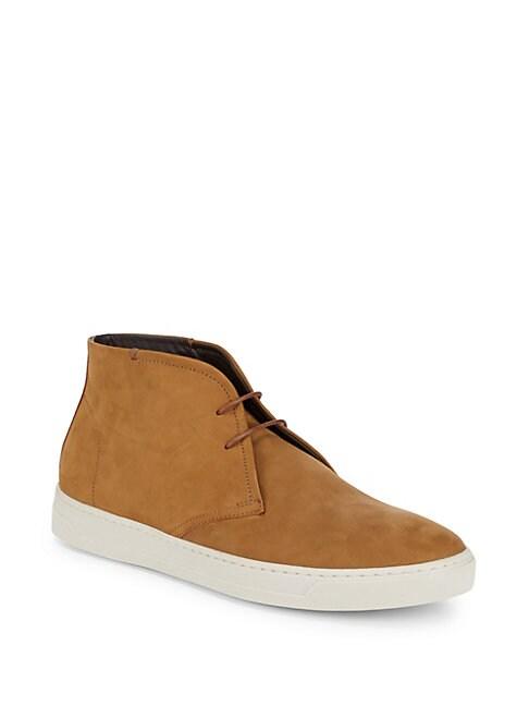 Visto Leather Sneakers