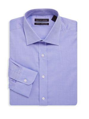 Saks Fifth Avenue Tops Long Sleeve Classic Shirt