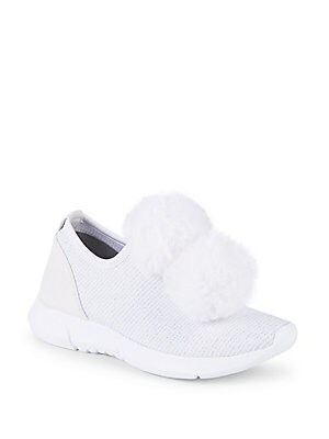 82be999b8a8a4c CIRCUS BY SAM EDELMAN LISETTE FAUX FUR POM-POM SNEAKERS