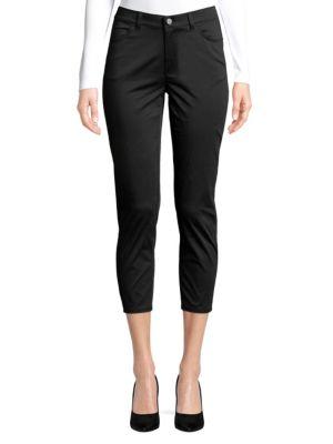 Lafayette 148  Curvy Slim-Leg Pants