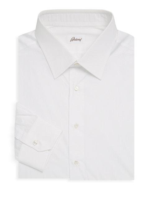 Stripe Cotton Shirt