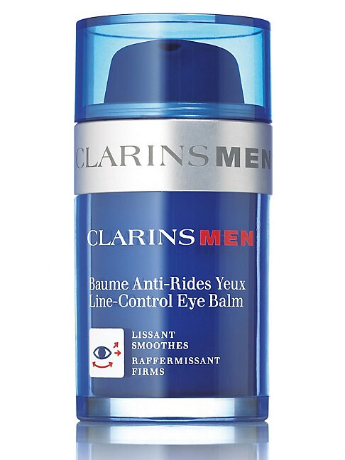Clarins Men Line Control Eye Balm/0.6 oz.