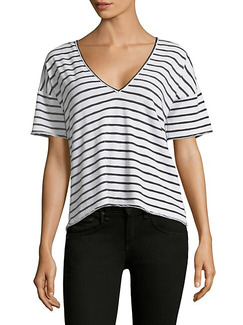 Dakota Striped Tee