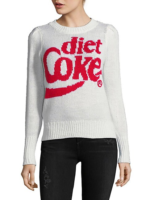 Diet Coke Sweater