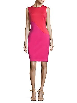 af410254dd37 Elie Tahari - Viola Sleeveless Sheath Dress - saksoff5th.com