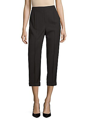 Slouchy Trousers by Vince