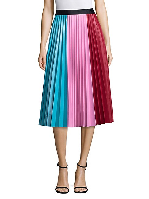 Continuum Pleated Skirt