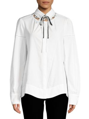 Dorothee Schumacher Effortless Expression Blouse