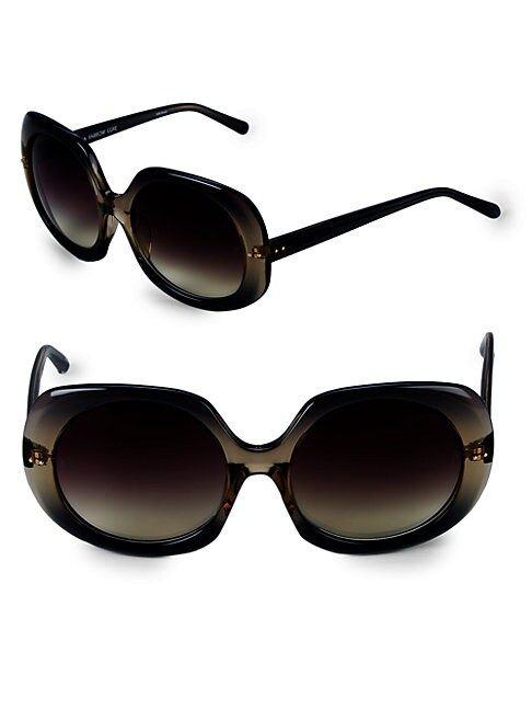 57MM Square Sunglasss