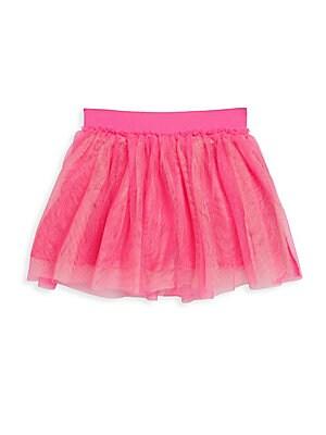 Little Girl's Pleated Skirt