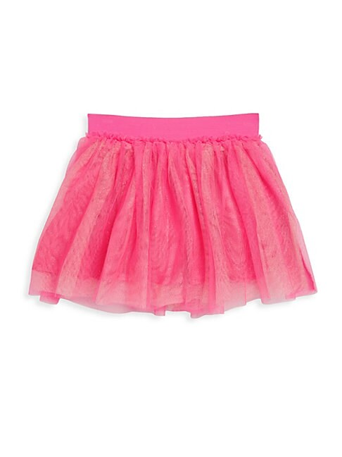 Little Girl's Pleated Skirt