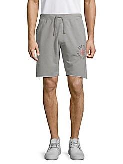 BUFFALO David Bitton - Hally Jogging Shorts