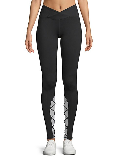 ELECTRIC YOGA | Entrapped Leggings | Goxip