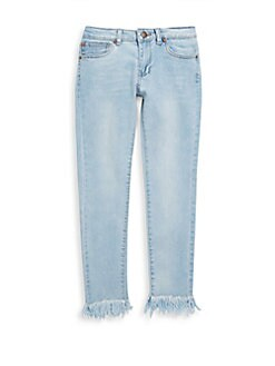 Joe's - Girl's Mid-Rise Skinny Ankle Jeans