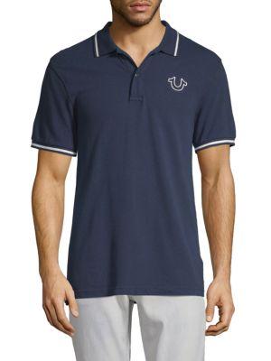 True Religion Casual Cotton Polo