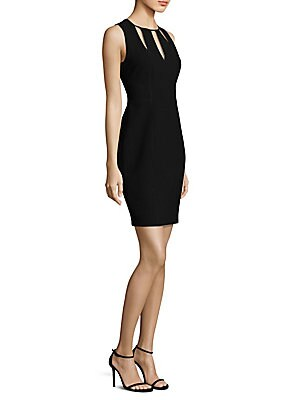 Jemra Velvet Mini Dress