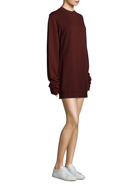 Milan Backless Mini Dress