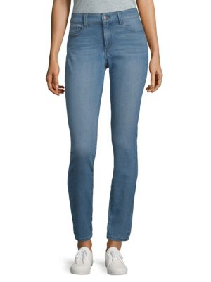 NOT YOUR DAUGHTER'S JEANS Alina Legging Jeans in Jet Stream