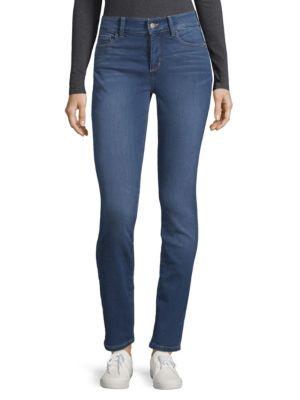 NOT YOUR DAUGHTER'S JEANS Alina Super Skinny Legging Jeans in Islander