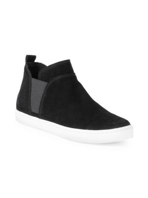 Dolce Vita Zamila Suede Slip-On Sneakers