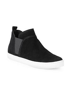 bea38fc5436 Steven by Steve Madden - Fabs Round Toe Low-Top Sneakers ...