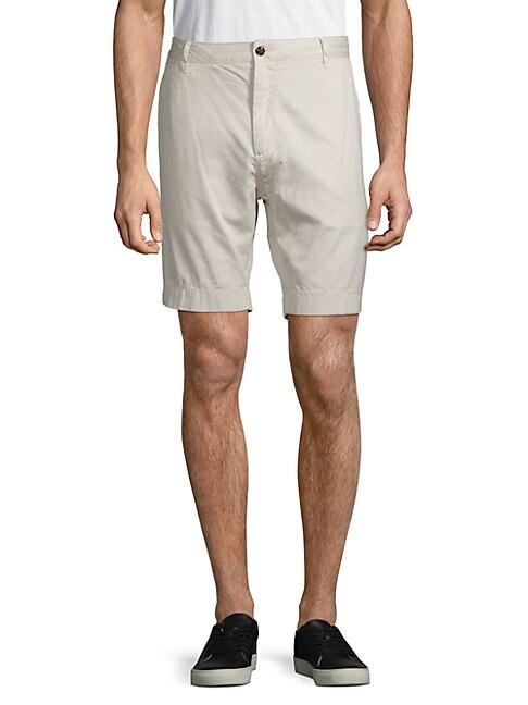 FAHERTY BRAND | Harbor Trouser Shorts | Goxip