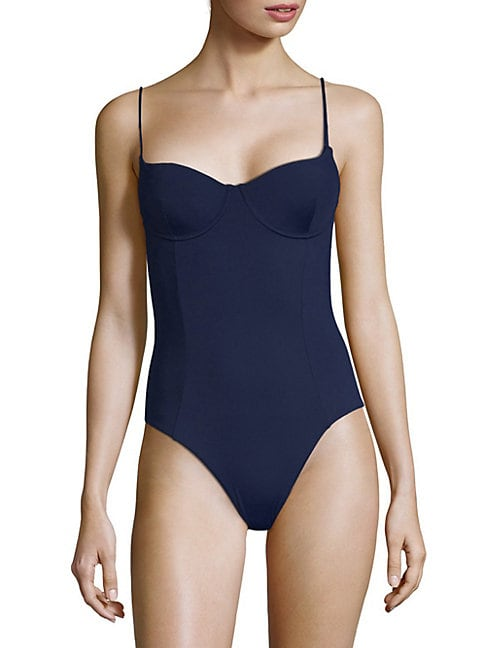 Isabella One-Piece Classic Swimsuit