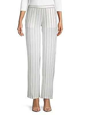Graphic Stripe Pants