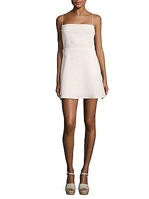 Leticia Mini Slip Dress