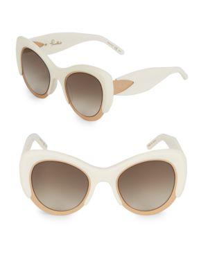 Pomellato 50MM Cat-Eye Sunglasses