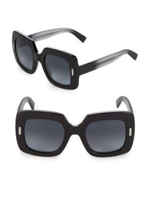 Boucheron 50MM Square Sunglasses