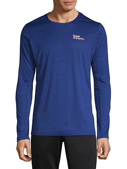 Core Train Long-Sleeve Shirt