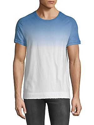 Cotton Ombré Tee