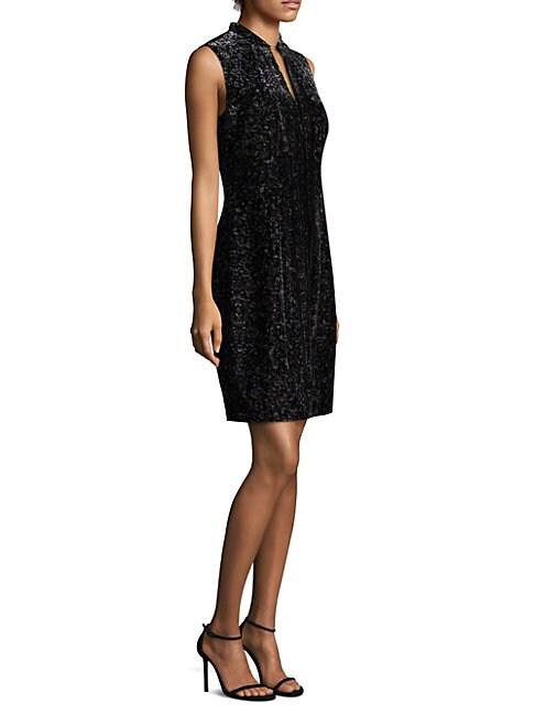 Arabella Velvet Mini Dress