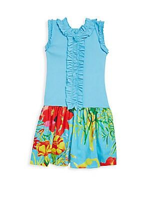 Little Girl's & Girl's Cotton Dress