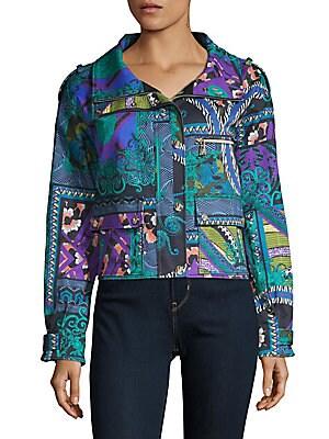Multicolored Jacket