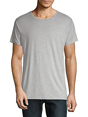 Cotton Modal Roundneck T-Shirt
