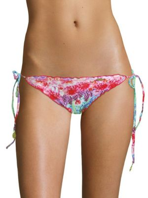 Luli Fama Multicolor Bikini Bottom