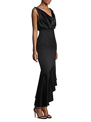 Abbey Drape Gown