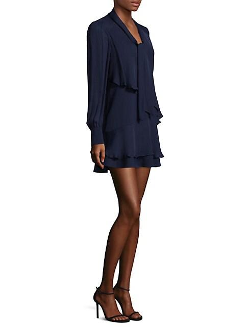Kenji Dropwaist Dress