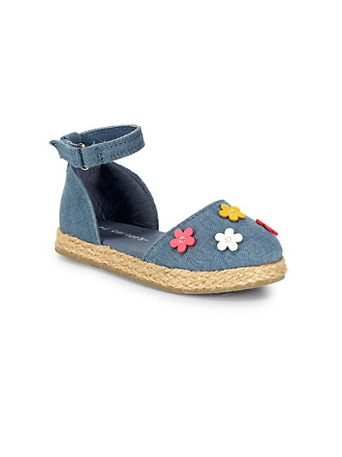 Baby Girl's, Little Girl's & Girl's Brea Espadrilles