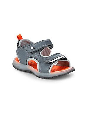 Baby Boy's, Little Boy's & Boy's Funny Monster Sandals