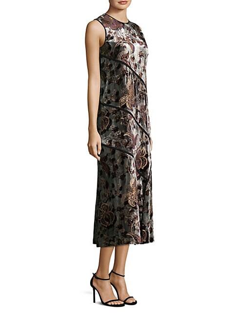 Melissa Velvet Dress