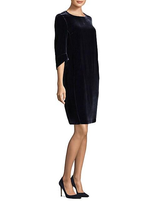Miriam Velvet Dress