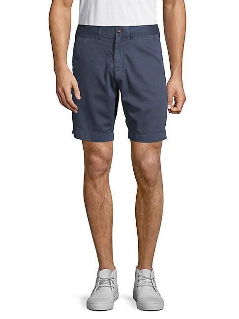 FAHERTY BRAND   Classic Straight Shorts   Goxip