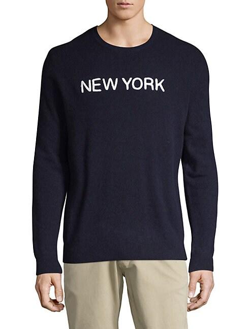 Graphic Cashmere Sweater