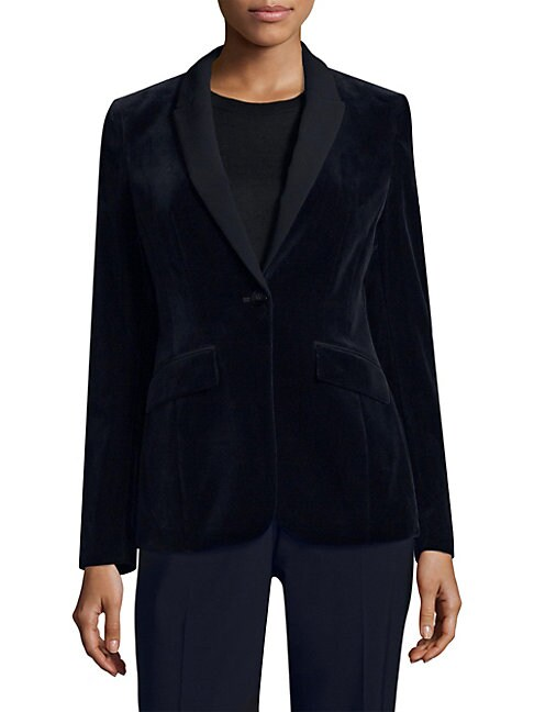 Jeronala Velvet Jacket