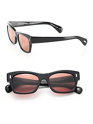 dc692d799fe Oliver Peoples - 71st Street 51MM Square Cat Eye Sunglasses ...
