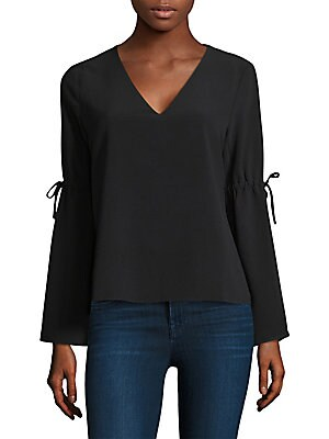 Ingrid Bell-Sleeve Top
