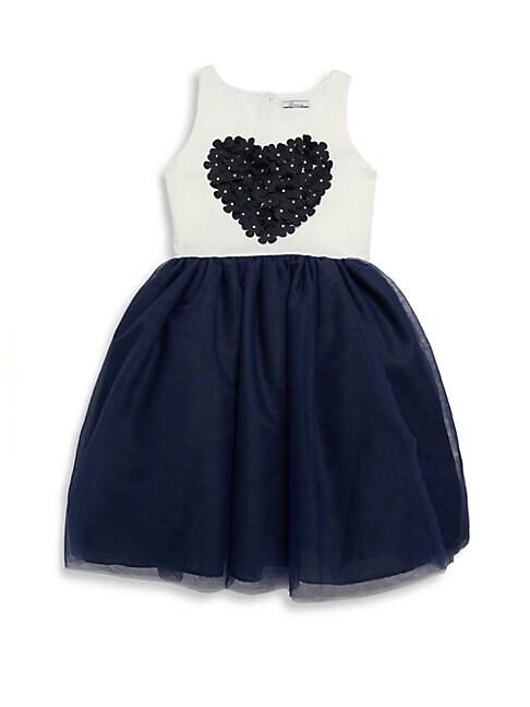 DORISSA | Girl's Amy Sleeveless Dress | Goxip